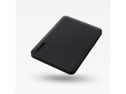 """TOSHIBA HDD CANVIO ADVANCE (NEW) 1TB, 2,5"""", USB 3.2 Gen 1, černá / black, HDTCA10EK3AA"""