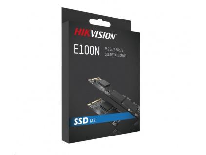 HIKVISION SSD E100NI, M.2 SATA 6Gb/s, R550/W440, 128GB, HS-SSD-E100NI/128G/2280