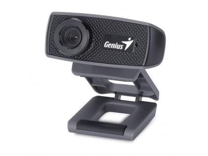 GENIUS webkamera FaceCam 1000X V2/ HD/ 720P/ USB2.0/ UVC/ mikrofon, 32200003400