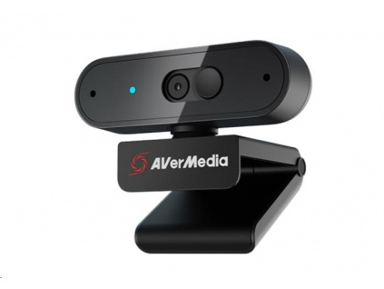 AVERMEDIA HD Webcam PW310P, Full HD 1080p video with autofocus, 40AAPW310AVS