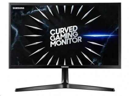 """SAMSUNG MT LED LCD 24"""" C24RG50 - prohnutý, VA, 1920x1080, 144 Hz, 2xHDMI, Display Port, 4ms, LC24RG50FQRXEN"""