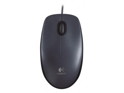Logitech Mouse M90, 910-001793