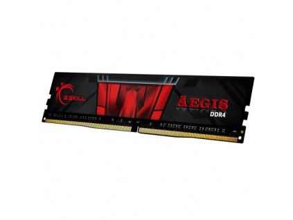 G.SKILL 8GB Aegis DDR4 3000MHz CL16 1.35V, F4-3000C16S-8GISB