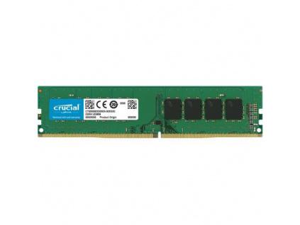 CRUCIAL 8GB DDR4 UDIMM 2666MHz CL19 1.2V, CT8G4DFRA266