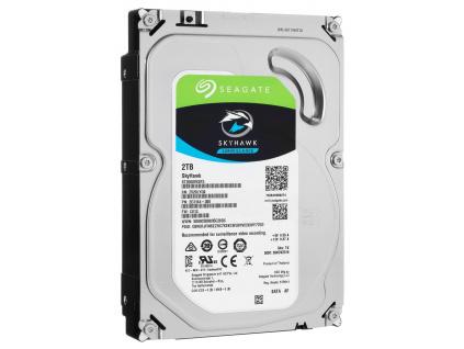 """Seagate SkyHawk 2TB HDD / ST2000VX015 / Interní 3,5"""" / 5900 rpm / SATA 6Gb/s / 256MB, ST2000VX015"""