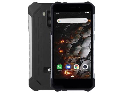 "myPhone Hammer Iron 3 - stříbrný 5,45"" IPS/ Dual SIM/ 32GB/ 3GB RAM/ LTE/ IP68/ Android 9, TELMYAHIRON3LSI"