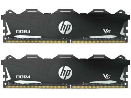 HP Gaming V6 32GB DDR4 3200 MHz / DIMM / CL16 / 1,35V / Heat Shield / Černá / KIT 2x 16GB, 7TE42AA#ABB