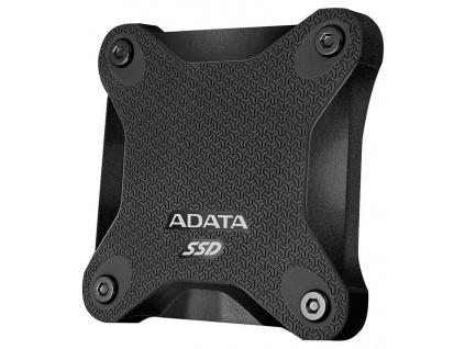 ADATA SD600Q 240GB SSD / Externí / USB 3.1 / černý, ASD600Q-240GU31-CBK