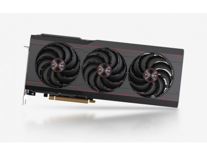 Sapphire PULSE RX 6800 XT 16GB (256) H 3xDP, 11304-03-20G