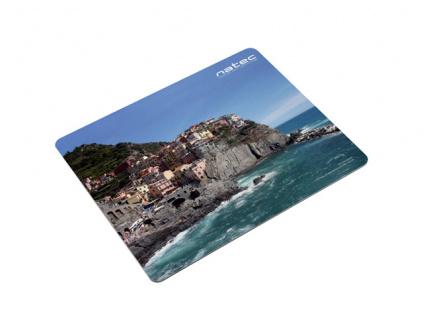 Podložka pod myš Natec Italian Coast, 220x180mm, NPF-1404