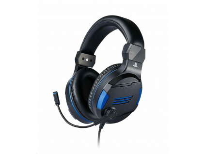 BigBen PS4 Stereo Headset V-3, PS4OFHEADSETV3