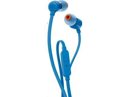 JBL T110 blue, JBL T110BLU