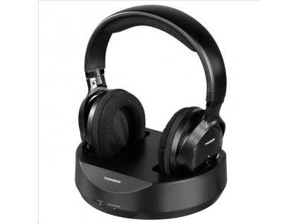 Thomson bezdrátová sluchátka WHP3001, uzavřená, 131957