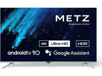 "METZ 50"" 50MUC7000Z , Smart Android LED, 50Hz, Direct LED, DVB-T2/S2/C, HDMI, USB, 50MUC7000Z"