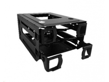 """ASUS GX601 ROG Strix Helios HDD Cage Kit Two Bay 3.5"""" / 2.5"""" HDD Cage Kit, 90DC0020-B09000"""