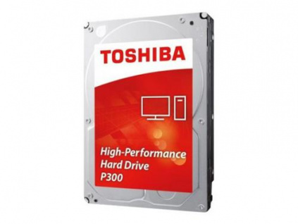 TOSHIBA P300 hdd 1TB P300 SATA3-6Gbps 7200rpm 64MBcache, HDWD110UZSVA