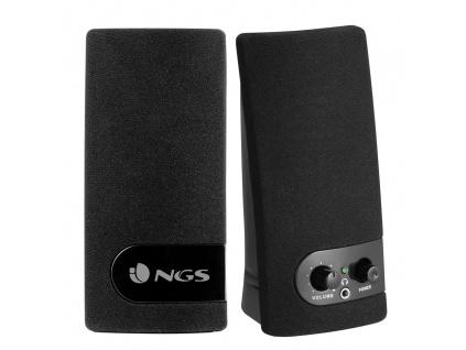 NGS reproduktory SB150/ 2.0/ 4W/ Černé, SB150