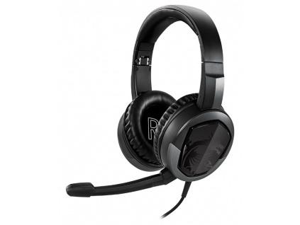 MSI herní headset IMMERSE GH30 V2/ náhlavní/ 3,5mm jack, S37-2101001-SV1