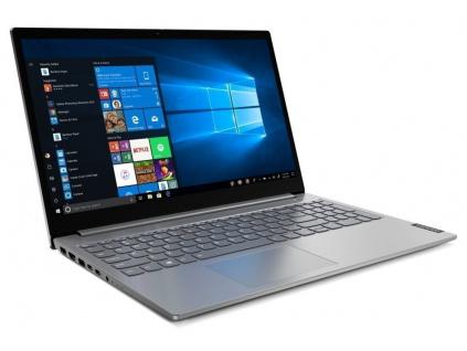 """Lenovo ThinkBook 15/ i3-1005G1/ 8GB DDR4/ 512GB SSD/ Intel UHD/ 15,6"""" FHD/ W10H /šedý, 20SM007QCK  + brašna Lenovo 15.6 Backpack B210 černá ZDARMA"""