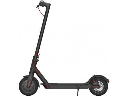 xiaomi mi scooter 2 elektro kolobezka cerna ie2959060
