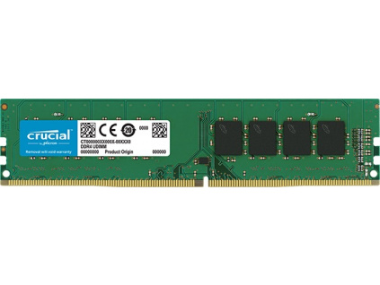 4GB DDR4 3200MHz Crucial CL22