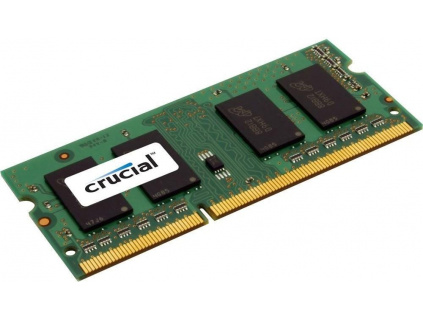 SO-DIMM 2GB DDR3L 1600MHz Crucial CL11 1.35V/1.5V, CT25664BF160B