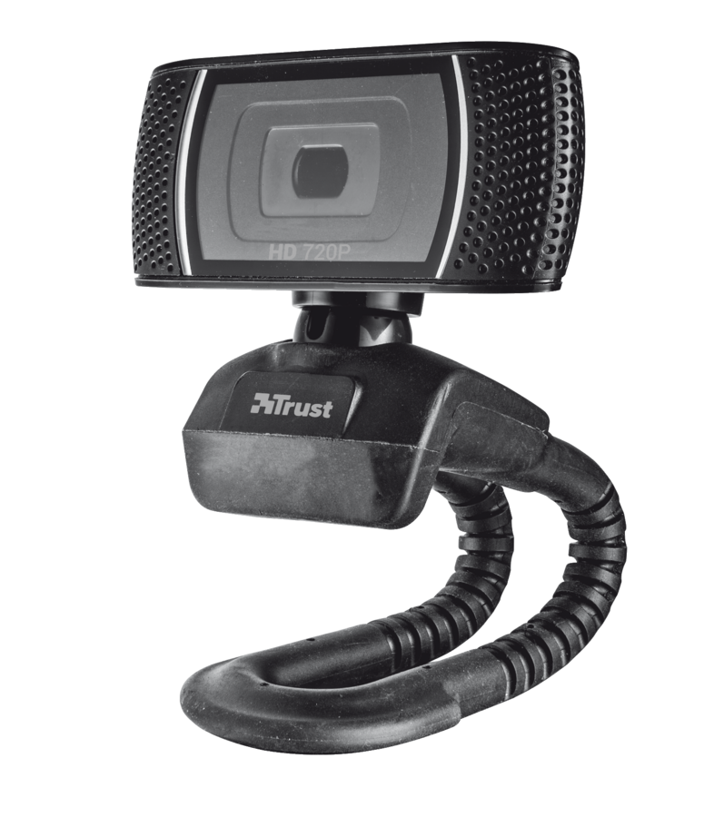 webkamera TRUST Trino HD video webcam, 18679