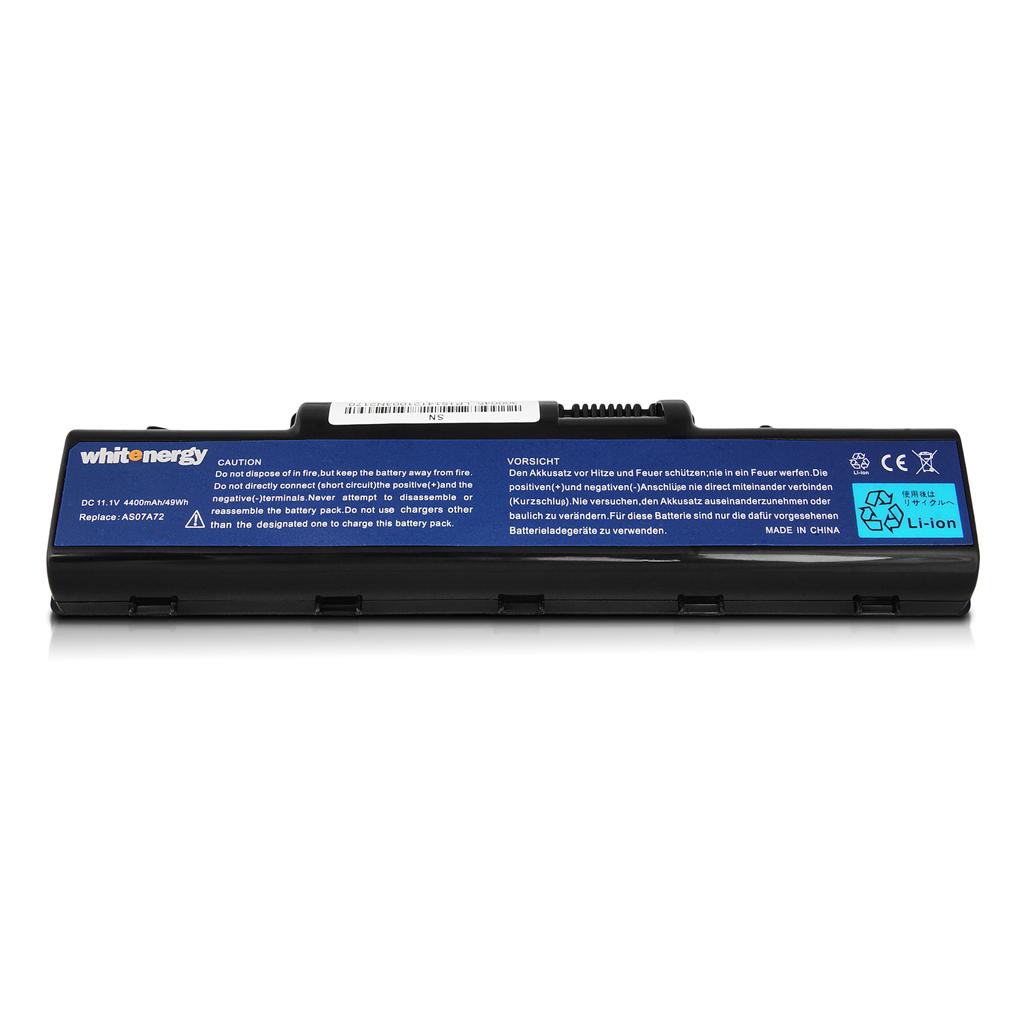 WHITENERGY WE baterie pro Acer Aspire 4310 11,1V 4400mAh, 06039