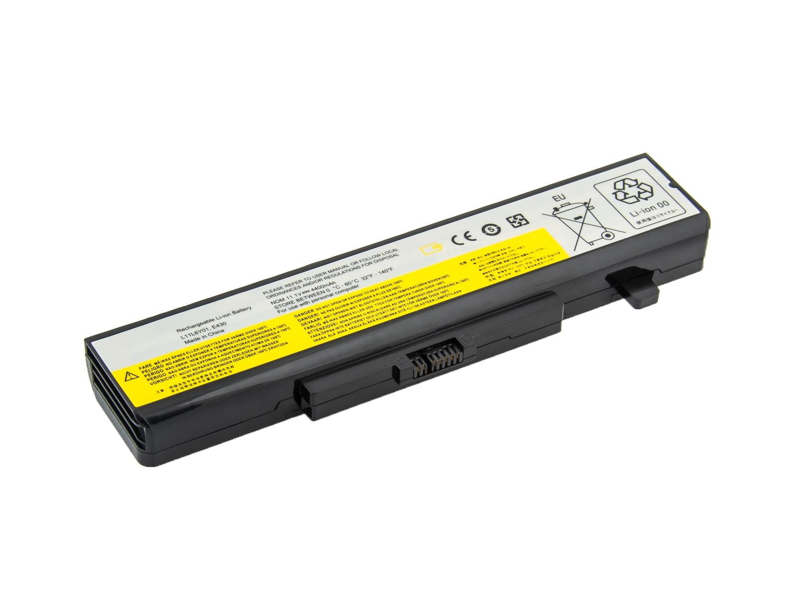 Baterie AVACOM NOLE-E430-N22 pro Lenovo ThinkPad E430, E530 Li-Ion 11,1V 4400mAh, NOLE-E430-N22