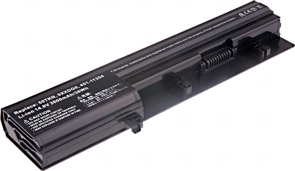 Baterie T6 power Dell Vostro 3300, 3350 serie, 4cell, 2600mAh, NBDE0106