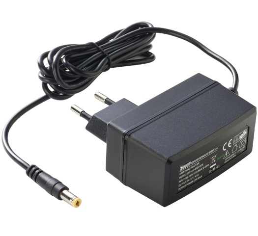 PremiumCord Napájecí adaptér 230V / 12V / 2A stejnosměrný, ppadapter-08