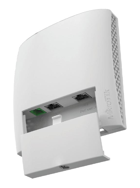 MIKROTIK RBwsAP-5Hac2nD Duální 2.4/5GHz 802.11a/b/g/n/ac Access Point, RBwsAP-5Hac2nD