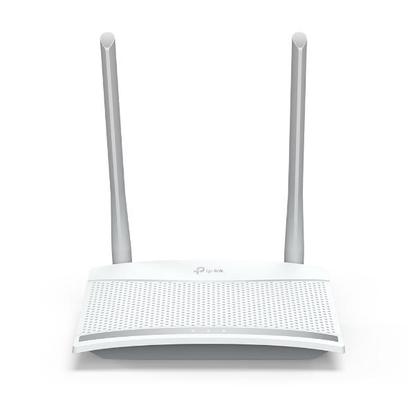 TP-Link TL-WR820N 300Mbps Wireless N Router, 3x10/100 RJ45, rodičovská kontrola, 2x5dBi anténa, TL-WR820N
