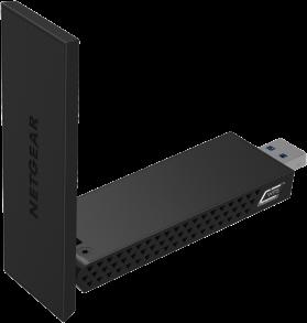 NETGEAR 1PT AC1200 USB3.0 ADAPTER, A6210, A6210-100PES