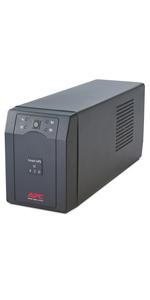 APC Smart-UPS SC420I, SC420I