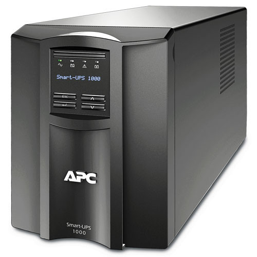 APC Smart-UPS 1000VA LCD 230V SmartConnect, SMT1000IC