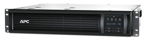 APC Smart-UPS 750VA LCD RM 2U 230V Smart Connect, SMT750RMI2UC