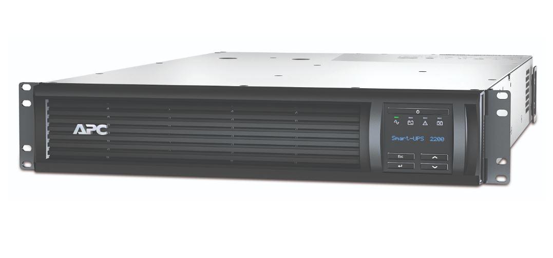 APC Smart-UPS 2200VA LCD RM 2U 230V with Smart Connect, SMT2200RMI2UC