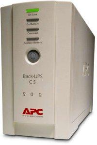 APC Back-UPS CS 500I, BK500EI