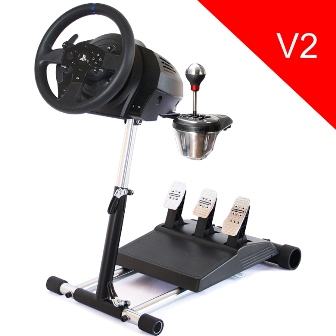 NONAME Wheel Stand Pro DELUXE V2, stojan na volant a pedály pro Thrustmaster T300RS,TX,TMX,T150,T500,T-GT, T300/TX