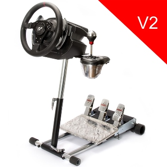 NONAME Wheel Stand Pro DELUXE V2, stojan na volant a pedály pro Thrustmaster T500RS, T500