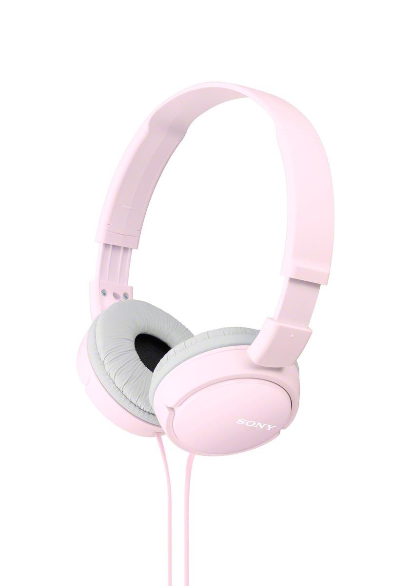 SONY sluchátka MDR-ZX110 růžové, MDRZX110P.AE