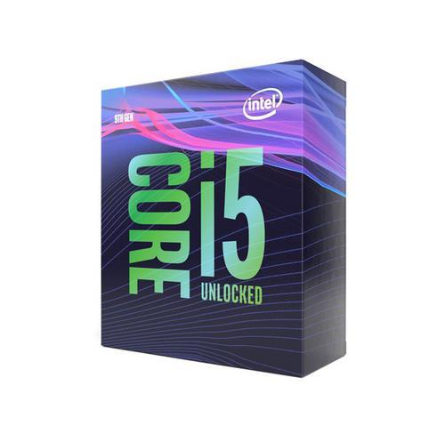 INTEL cpu CORE i5-9400F 1151v2 Coffee Lake BOX 65W 9.generace (s chladičem, 2.9GHz turbo 4.1GHz, 6x jádro, 6x vlákno, 9MB cache, pro DDR4 do 2666, bez grafiky, virtualizace, BX80684I59400F
