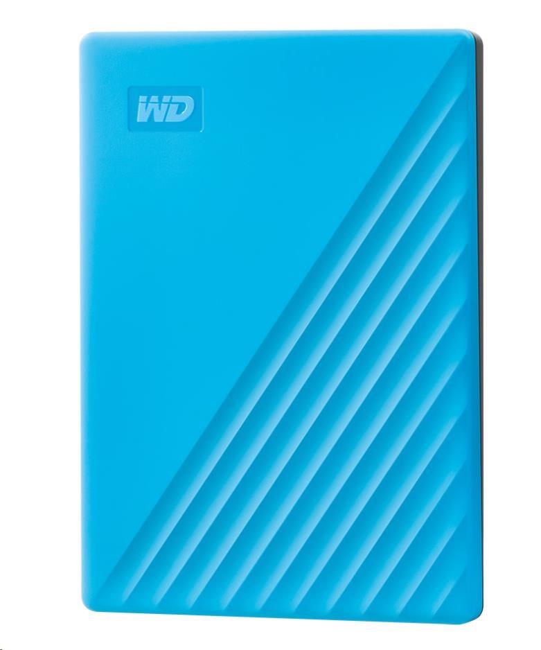 "Western Digital WD My Passport portable 2TB Ext. 2.5"" USB3.0 Blue, WDBYVG0020BBL-WESN"