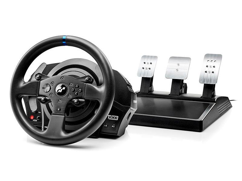 Thrustmaster Sada volantu T300 RS a 3-pedálů T3PA, GT Edice pro PS4, PS3 a PC, 4160681