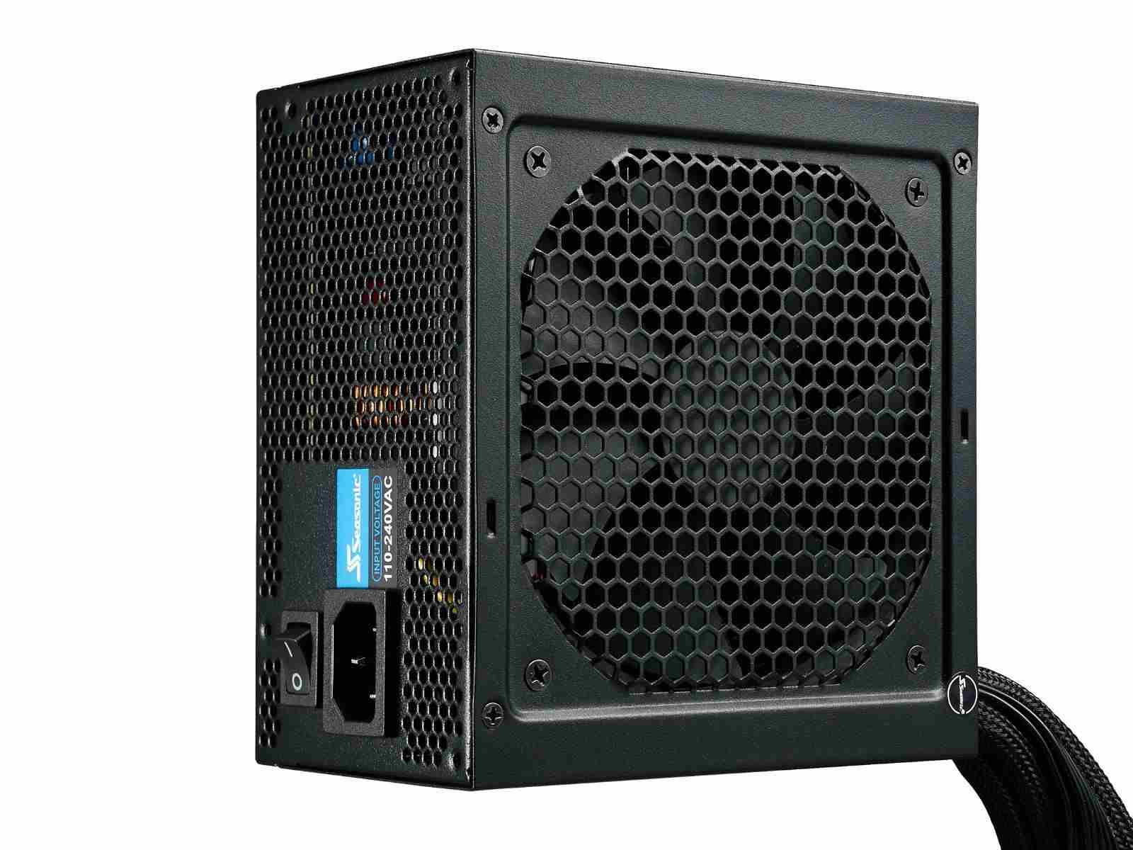 SEASONIC zdroj 550W S12III-550 TTM (SSR-550GB3), 80+ BRONZE, 1Y55GB3RT3A11X