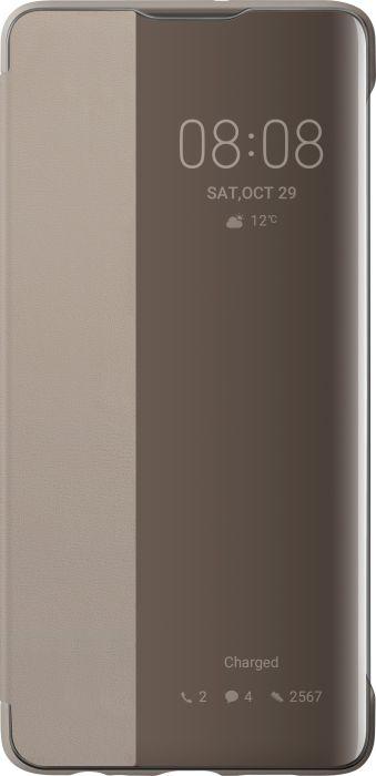HUAWEI Smart View Flipové pouzdro pro P30 Khaki
