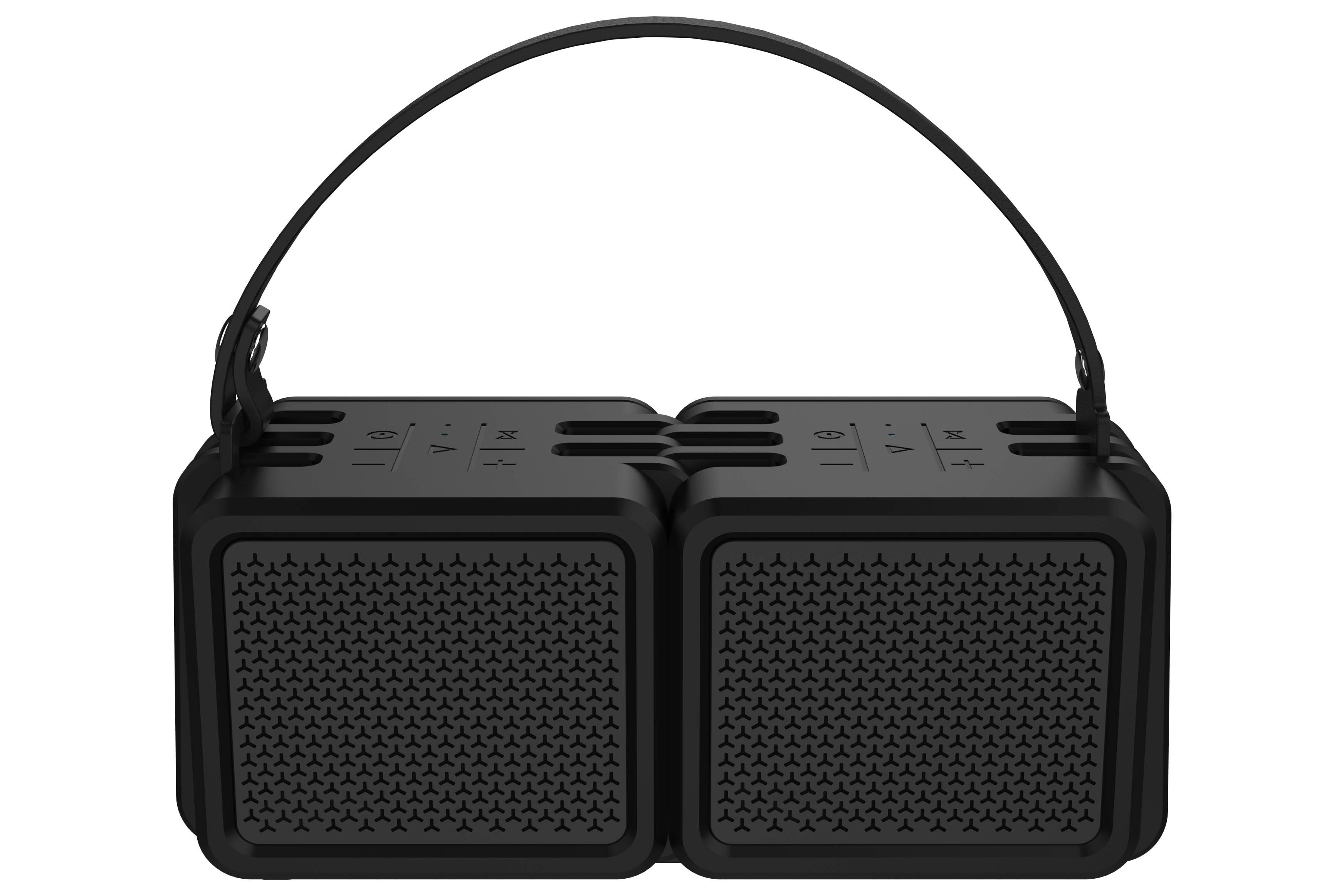 EVOLVEO Armor 2x1, outdoorový Bluetooth reproduktor, ARM-2x1