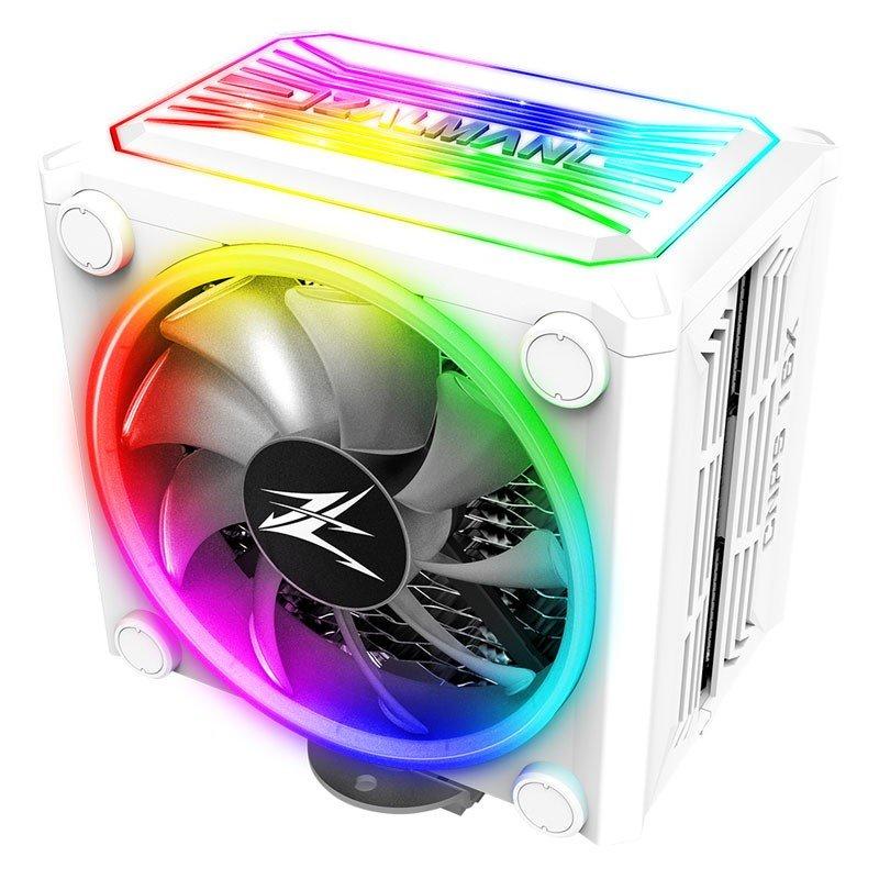 Zalman chladič CPU CNPS16X White, CNPS16X White