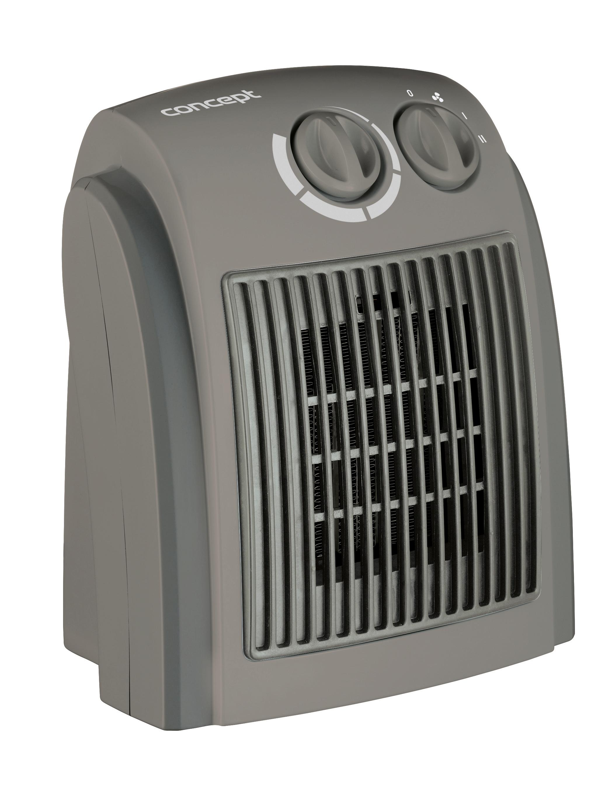 Teplovzdušný ventilátor Concept VT-7020